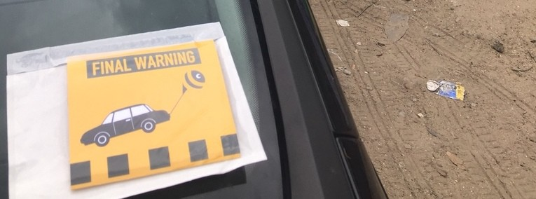 ParkBee Launches Their First London Sites by Issuing Scarily-Realistic Parking Fines