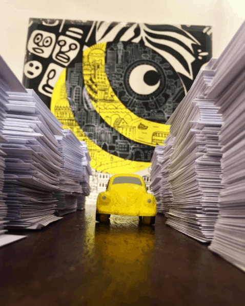 Proptech Startup ParkBee is Sending 600 Personal Letters to Londoners This Week!