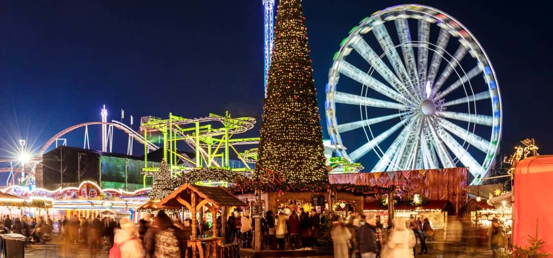 Our Top Christmas Markets in London