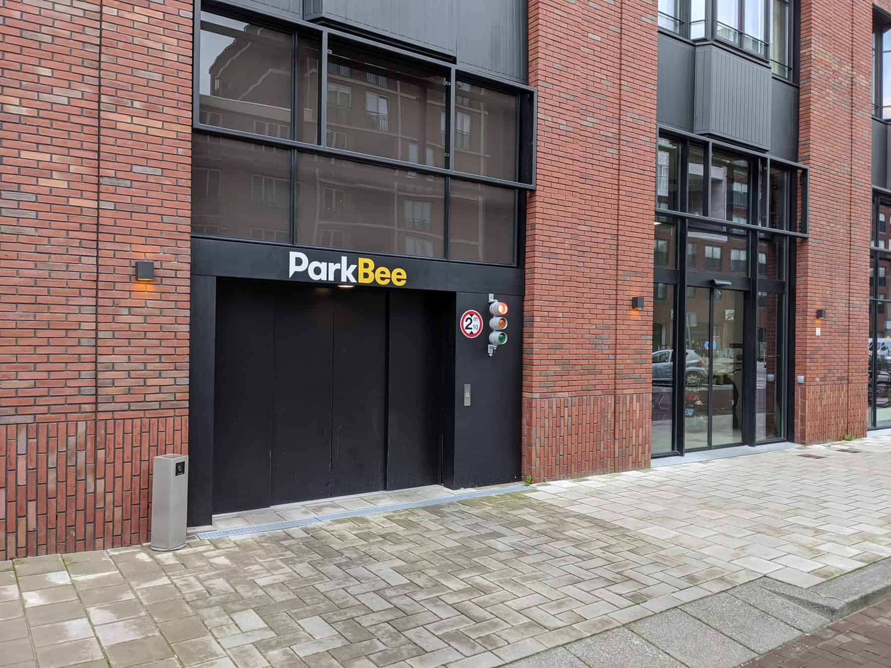ParkBee - De Lofts